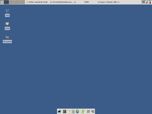 F8 User Guide - Tour of Xfce - Fedora Project Wiki