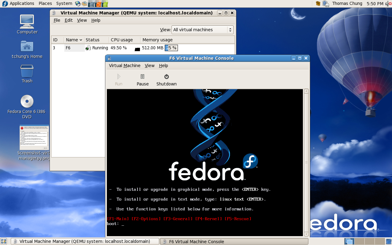 fedora project What are spins the default desktop environment of fedora is gnome, but if you prefer an alternative desktop environment such as kde plasma desktop or xfce, you can.