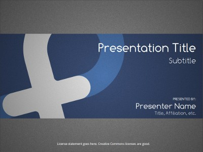 Templates for Presentations - FedoraProject