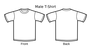 How to create a t shirt design fedora project wiki for Sponsor t shirt design