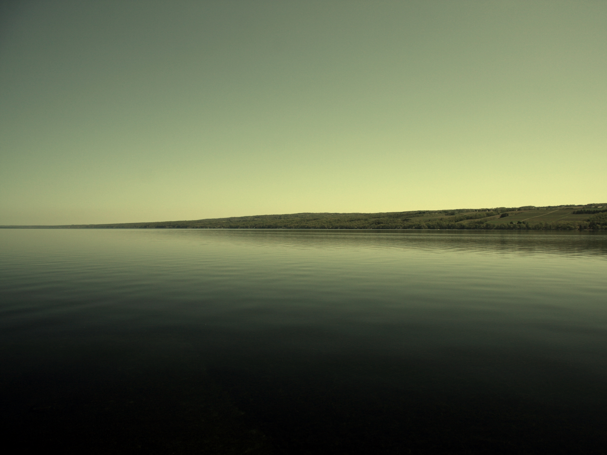 Seneca Lake by eflon