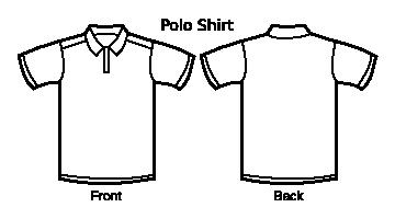 Org Polo Shirt Design