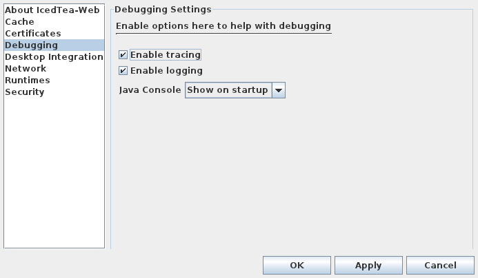 Java/Troubleshooting - Fedora Project Wiki