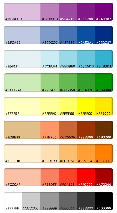 Artwork BluecurveIconGuidelines bluecurve palette.png