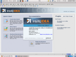 IDEA Community Edition in Fedora