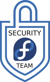 Fedora Security Team logo