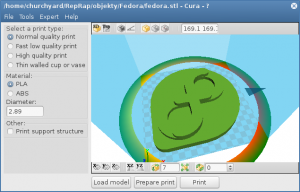 Features/3D Printing - Fedora Project Wiki